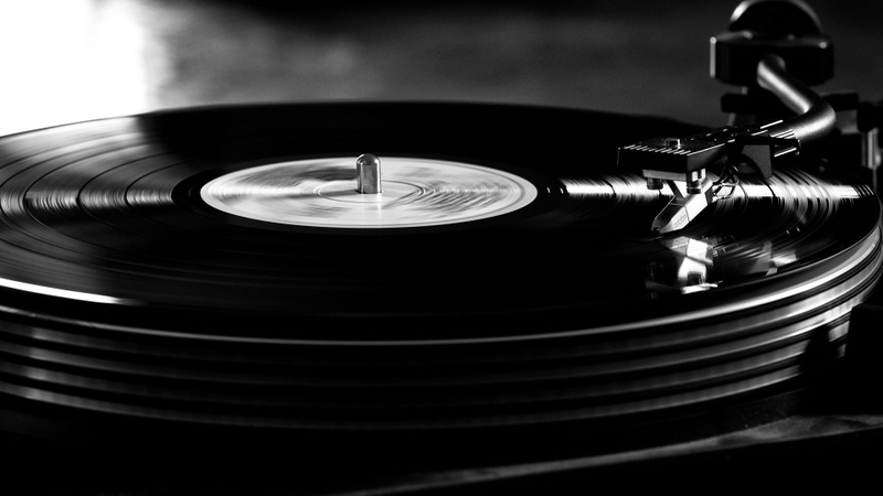 music vinyl grayscale monochrome 1920x1080 wallpaper_www.wallmay.net_46